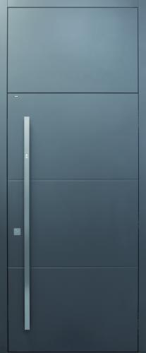 Haustür modern, XL, TOPICcore, Sicherheitstür, passivhaustauglich, besser als alu
