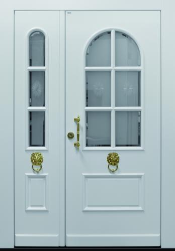 Haustür front door Classic T2-Sonder zweiflügelig www.topic.at