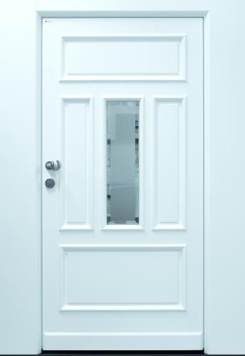 fränkische Haustür front door Classic T1-Sonder www.topic.at