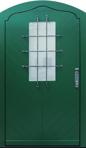 Haustür front door Classic T1-Sonder www.topic.at