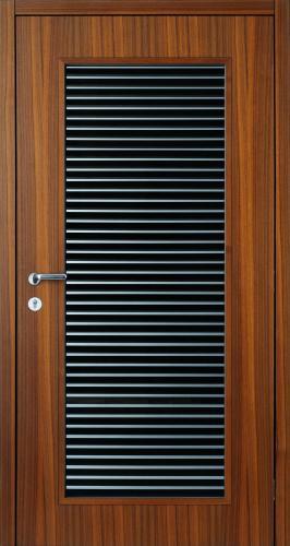 Haustür front door Current Daylight T3 innen www.topic.at