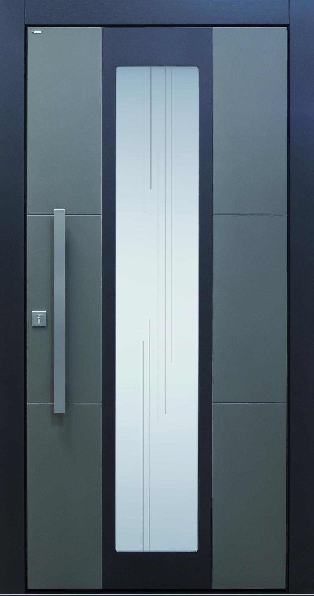 Haustüren anthrazit modern  TOPIC - Haustüren von Meisterhand TOPIC - die Türenmanufaktur
