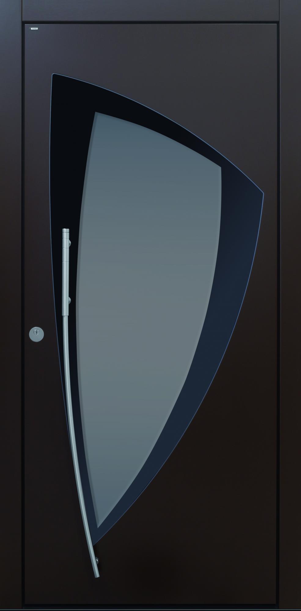 Haustüren modern grau  TOPIC - Haustüren von Meisterhand TOPIC - die Türenmanufaktur