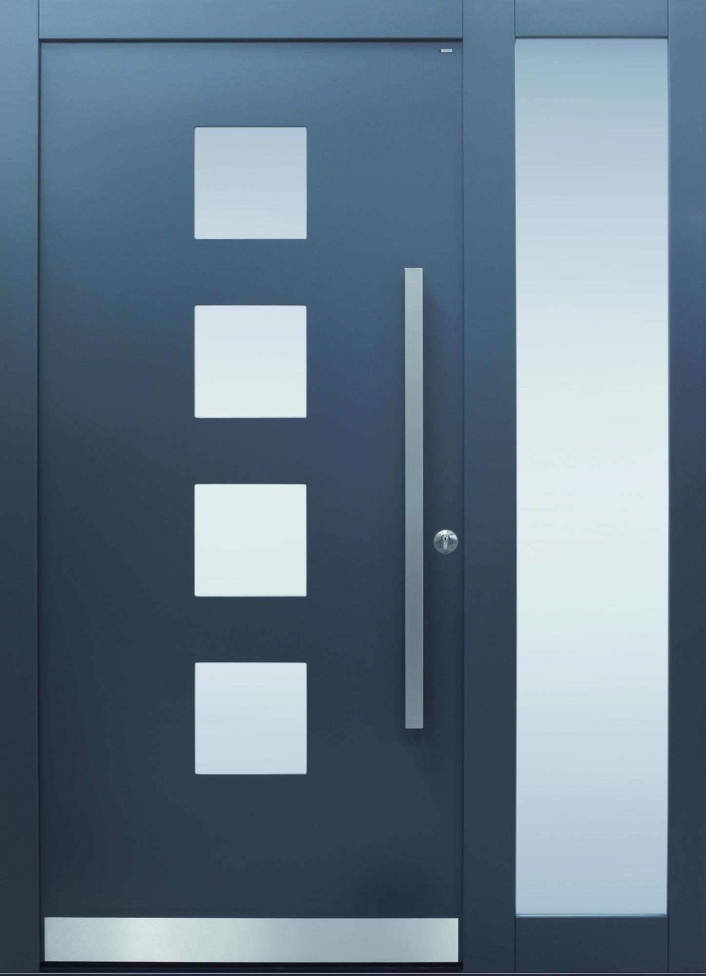 Eingangstüren mit seitenteil modern  TOPIC - Haustüren von Meisterhand TOPIC - die Türenmanufaktur