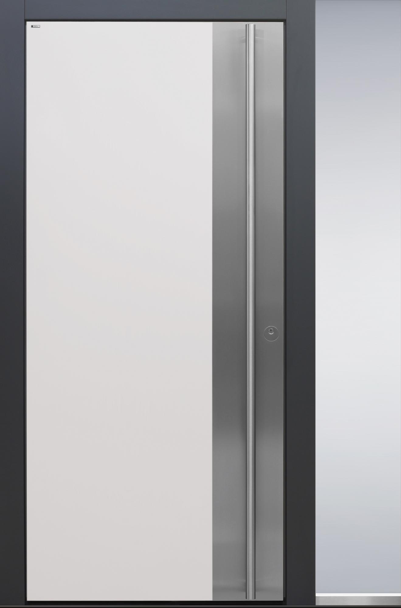 Haustüren modern weiß  TOPIC - Haustüren von Meisterhand TOPIC Haustüren u. Wohnungstüren ...