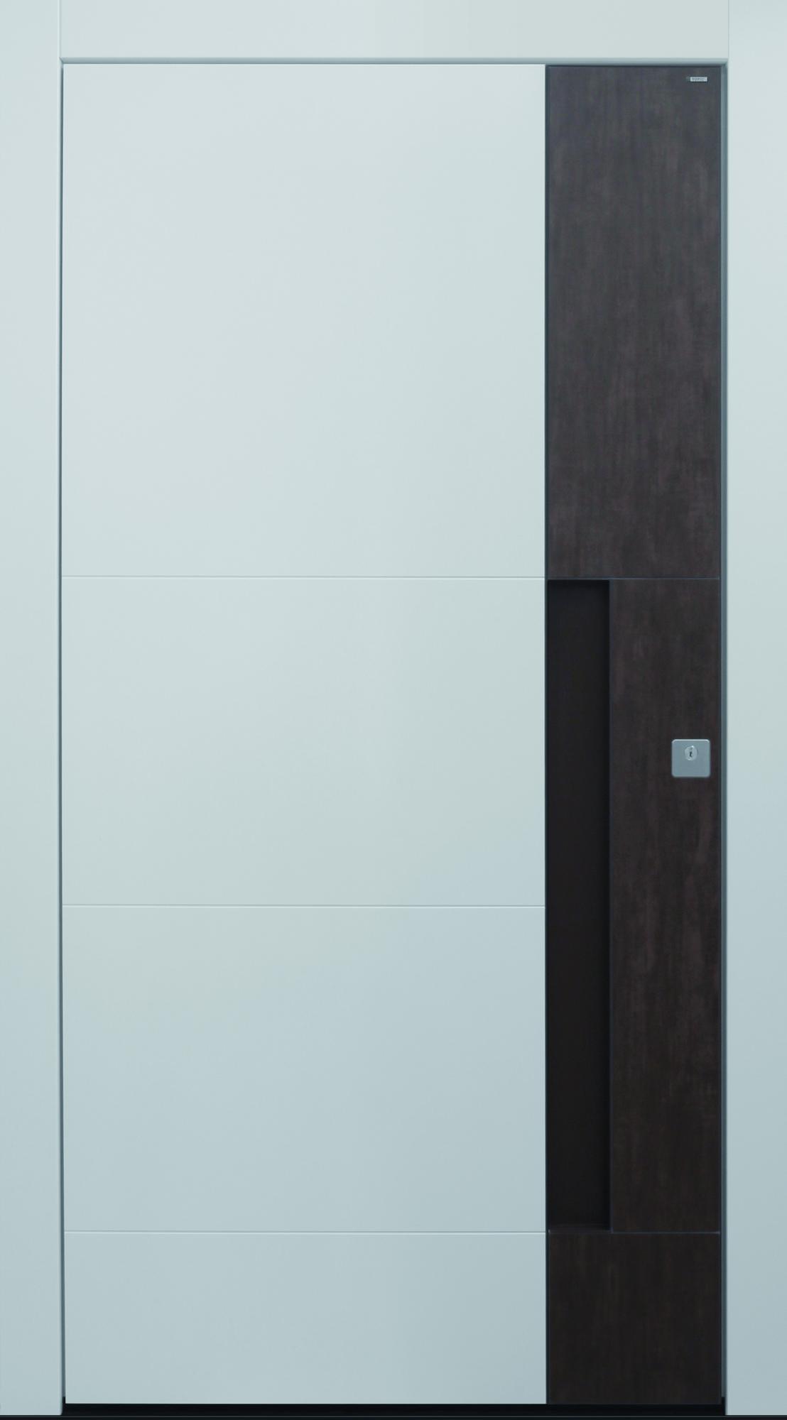 Haustüren modern braun  TOPIC - Haustüren von Meisterhand TOPIC - die Türenmanufaktur
