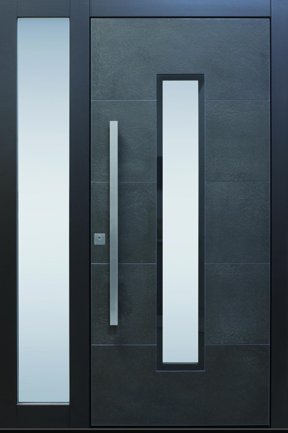 Haustüren modern mit seitenteil weiß  TOPIC - Haustüren von Meisterhand TOPIC - die Türenmanufaktur
