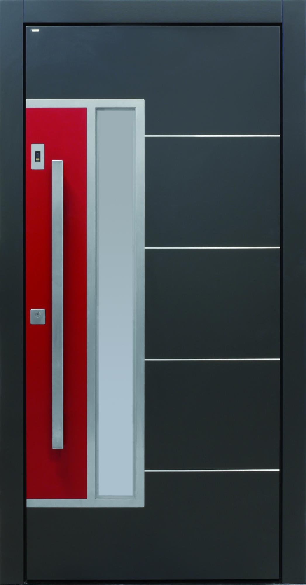 Dunkelrot Haustüren Von Meisterhand Topic Die Türenmanufaktur