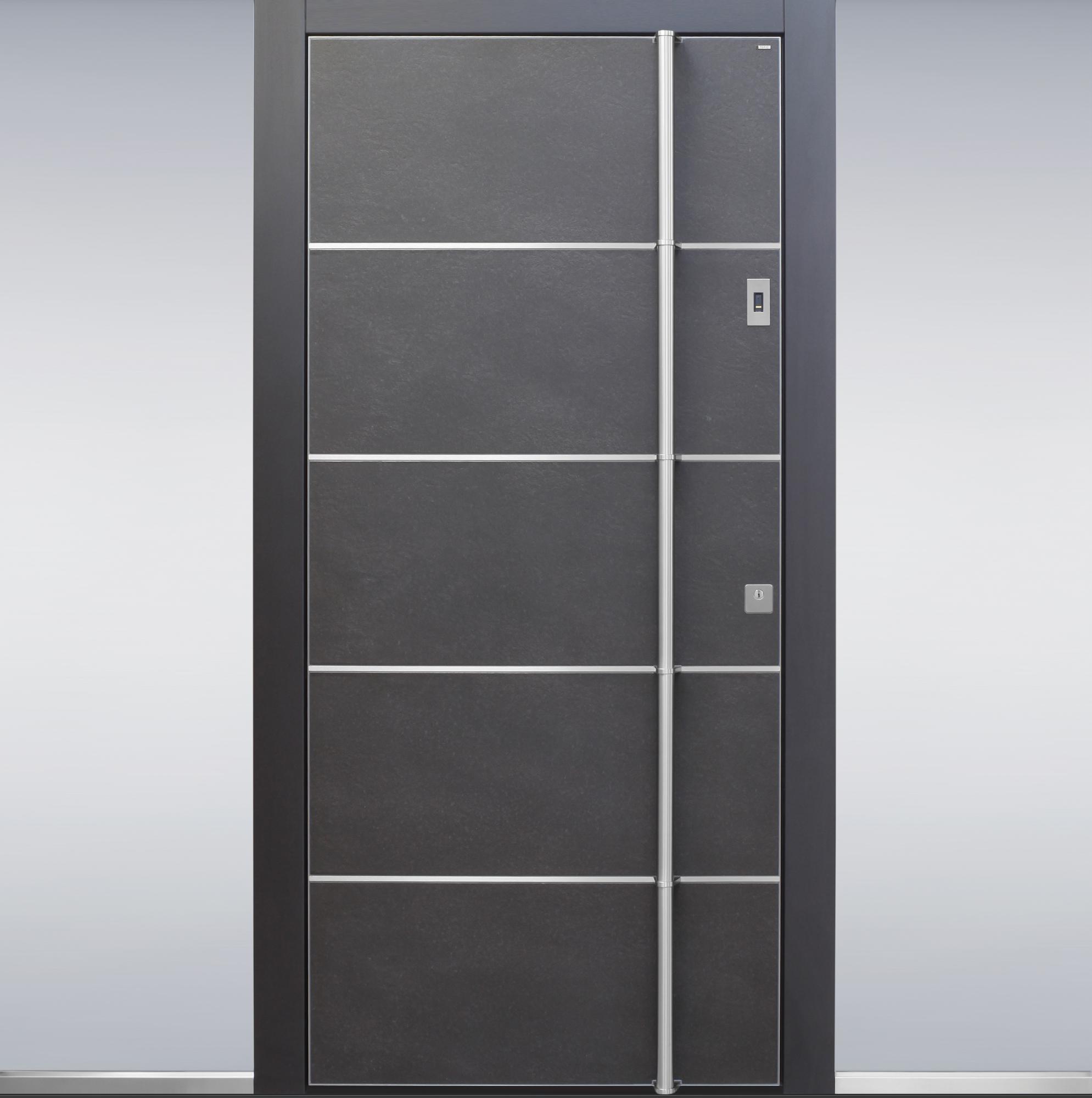 Haustüren anthrazit mit seitenteil  TOPIC - Haustüren von Meisterhand TOPIC Haustüren u. Wohnungstüren ...
