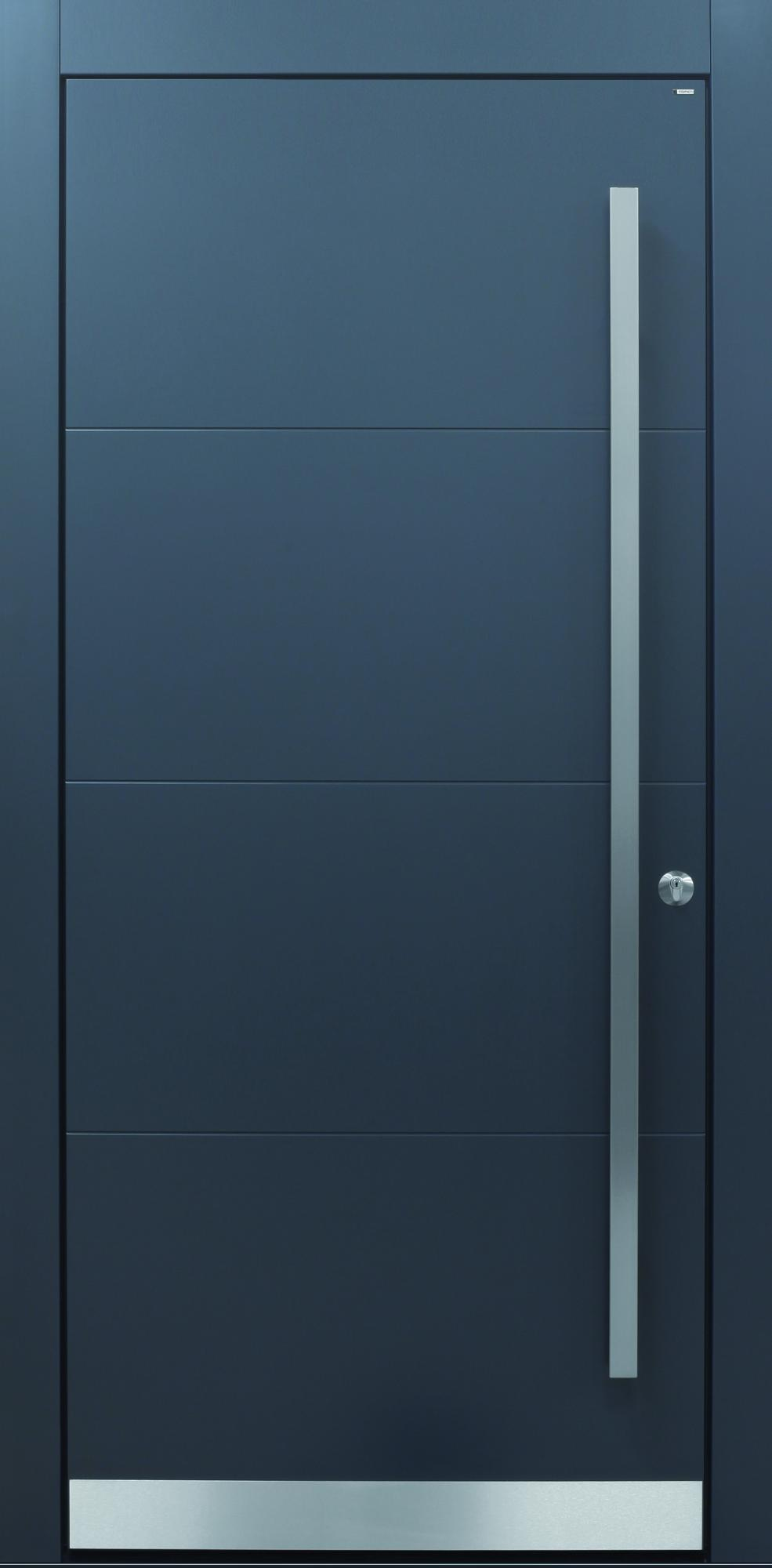 Haustüren anthrazit modern  TOPIC - Haustüren von Meisterhand TOPIC Haustüren u. Wohnungstüren ...