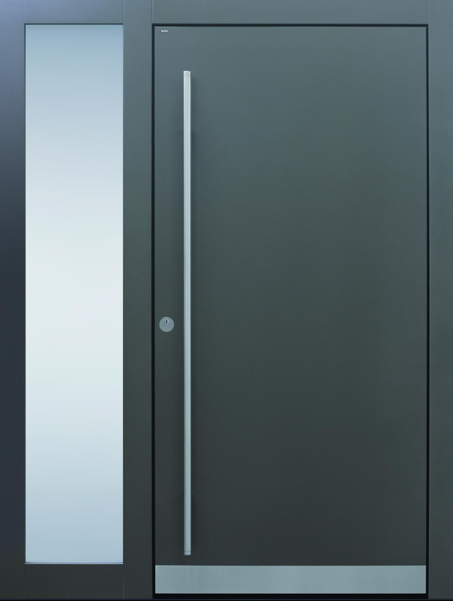 Haustüren modern braun  TOPIC - Haustüren von Meisterhand TOPIC Haustüren u. Wohnungstüren ...