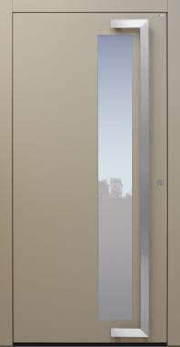 Haustür beige Modell B20-T2