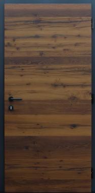 Haustüren modern, anthrazit, Holz, echtes Altholz, Fichte, über 100 Jahre, Sicherheitstür, besser als Alu