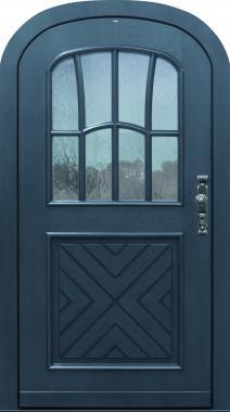 Haustür Landhaus klassisch rustikal, Holz, Eiche, Sicherheitstür, passivhaustauglich, besser als alu, Glas