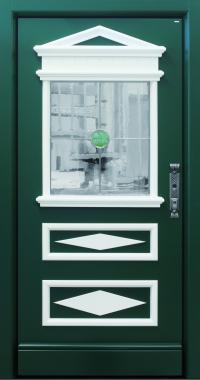 Haustür front door Classic T2-Sonder www.topic.at