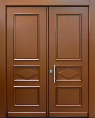 Haustür front door Classic T2-Sonder mit 1 Seitenteil ST-STB www.topic.at