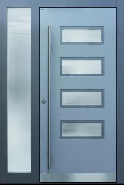 Haustür front door Current T2-Sonder mit 1 Seitenteil ST-B1 www.topic.at