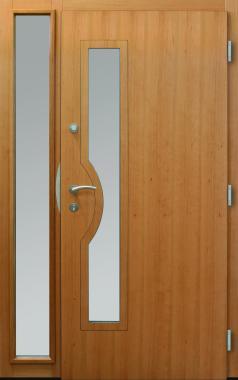 Haustür front door Shadow03 T3 mit Seitenteil ST-C101 und Rahmen C101 innen www.topic.at