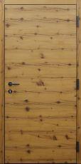 Haustür modern, Holz, Altholz, Fichte, Sicherheitstür, passivhaustauglich, besser als alu