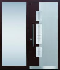 Haustür front door Current A250 T1 mit Seitenteil ST-B1 www.topic.at