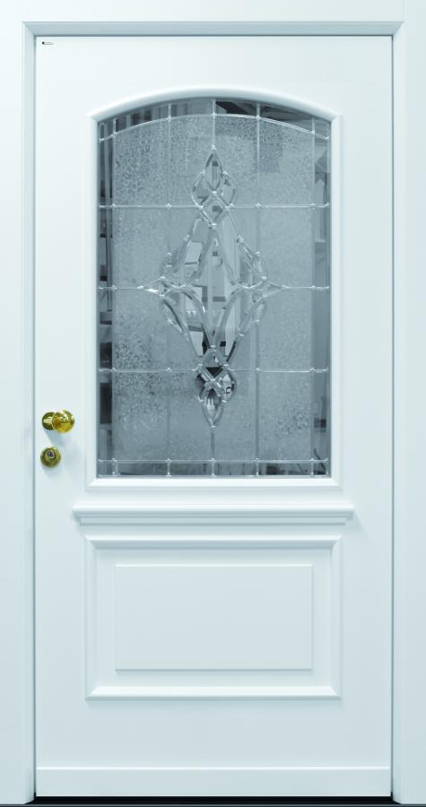 Haustür front door Classic A134 T1 Sonder mit Rahmen C101 www.topic.at