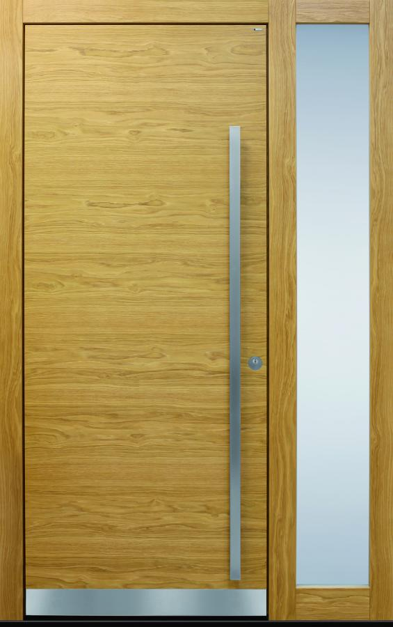 Haustür front door Current B9 T2 mit Seitenteil ST-B1 www.topic.at