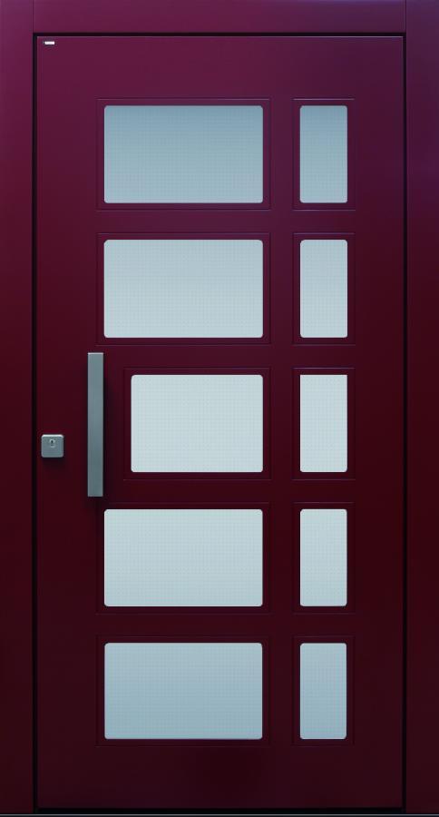 Haustür front door Current Sonder T1 www.topic.at
